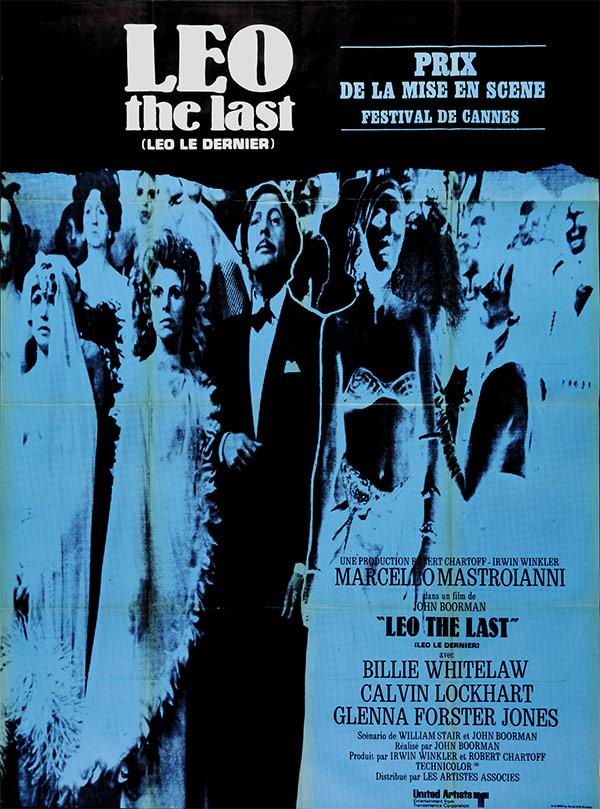 affiche du film Leo the Last