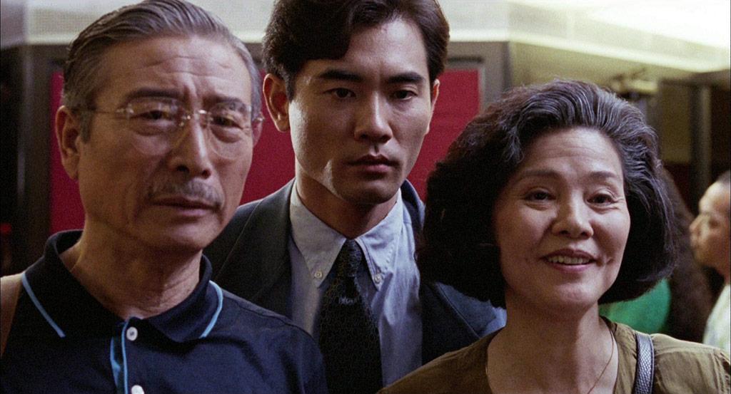 Winston Chao, May Chin, Mitchell Lichtenstein dans Garçon d'honneur