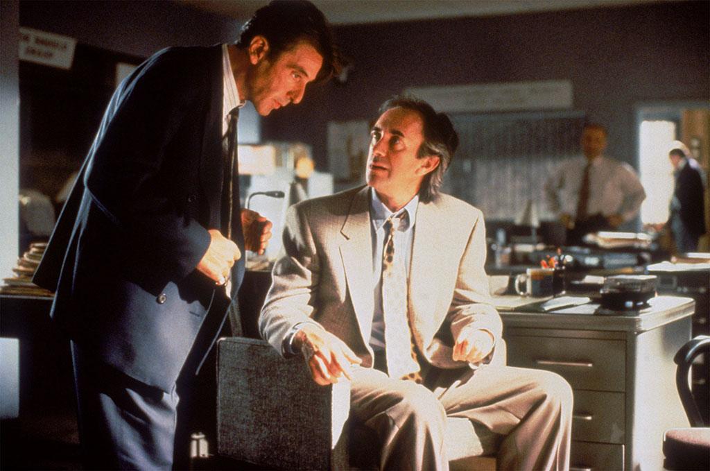 Al Pacino, Jonathan Pryce dans Glengarry