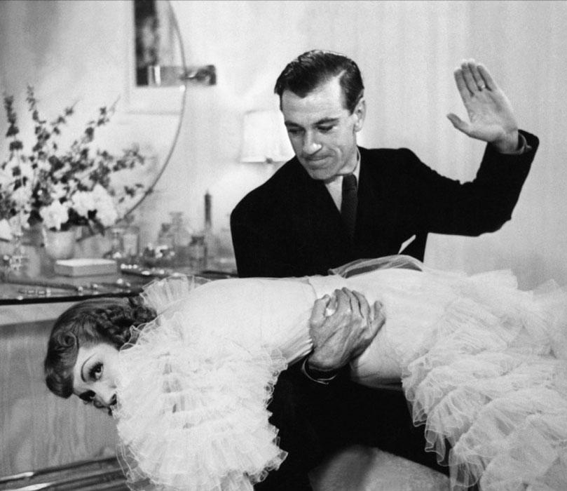 Claudette Colbert, Gary Cooper dans La 8e femme de Barbe Bleue