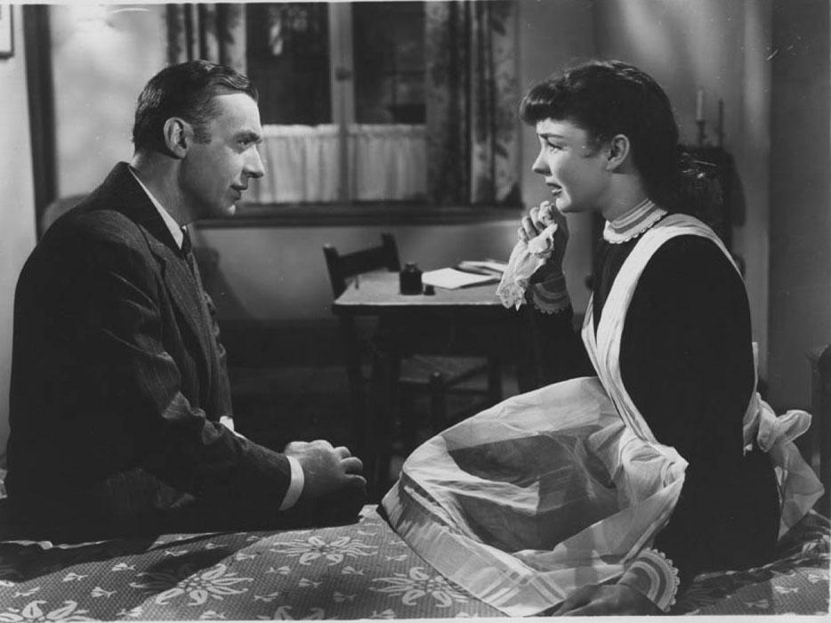 Jennifer Jones, Charles Boyer  dans La Folle ingénue