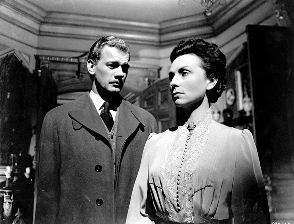 Joseph Cotten, Agnes Moorehead dans La splendeur des Amberson
