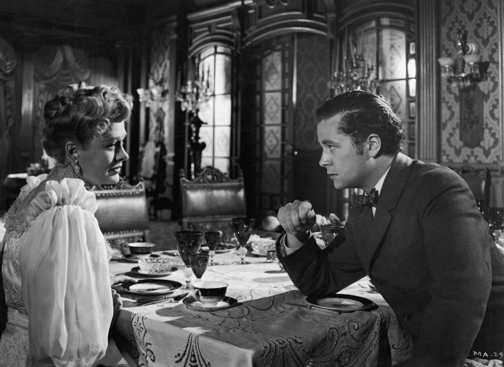 Dolores Costello, Tim Holt dans La splendeur des Amberson