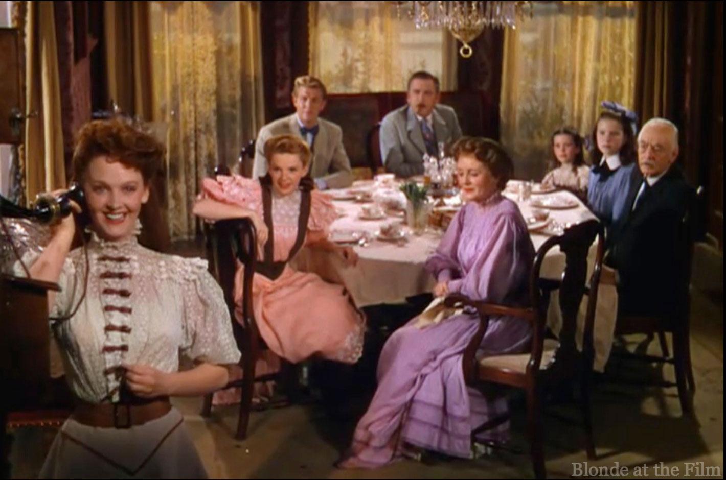 Judy Garland dans Le Chant du Missouri