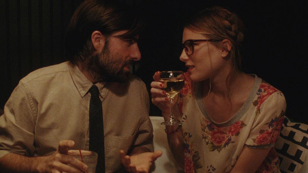Jason Schwartzman, Elisabeth Moss dans Listen Up Philip