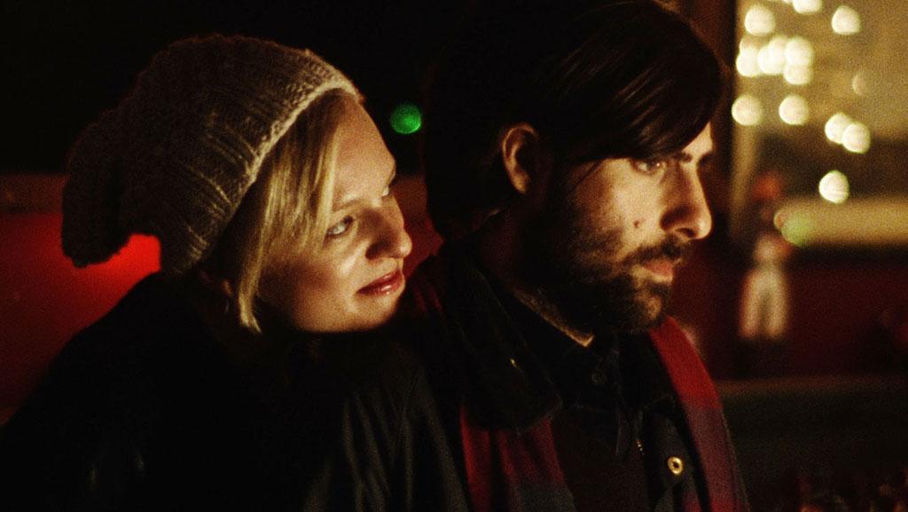 Elisabeth Moss, Jason Schwartzman dans Listen Up Philip