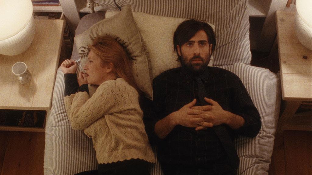 Josephine de la Baume, Jason Schwartzman dans Listen Up Philip