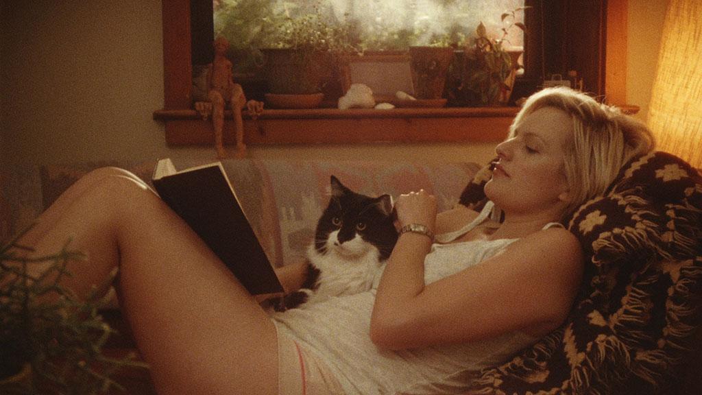Elisabeth Moss dans Listen Up Philip