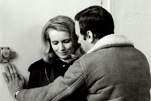 Jean-Louis Trintignant, Marie-Christine Barrault dans Ma nuit chez Maud