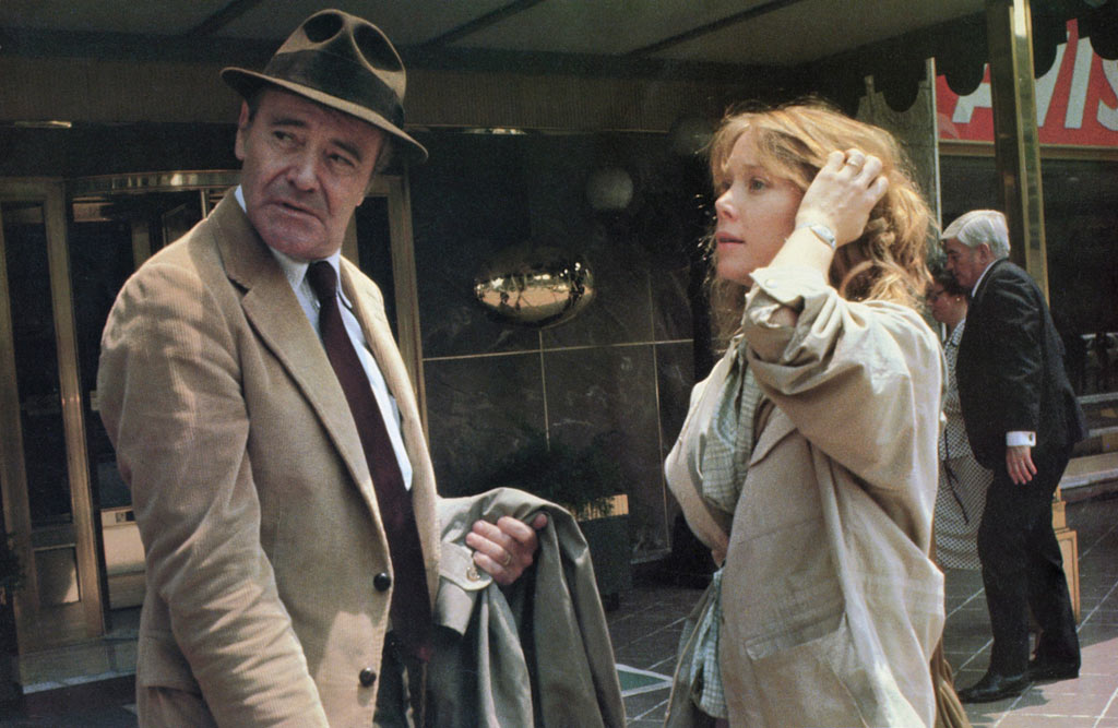 Sissy Spacek, Jack Lemmon dans Missing