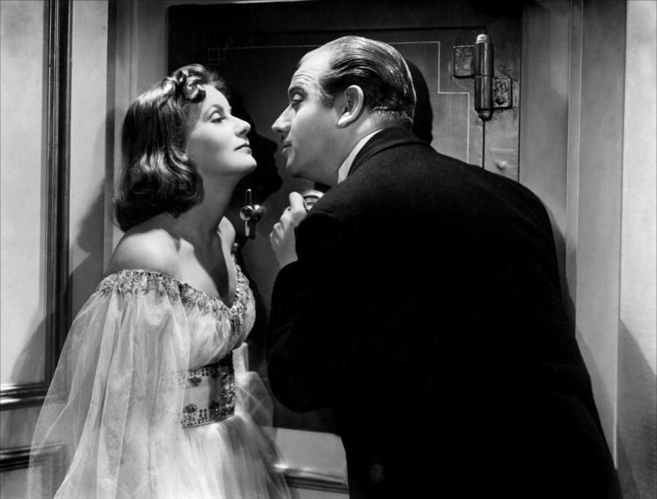Greta Garbo, Melvyn Douglas dans Ninotchka
