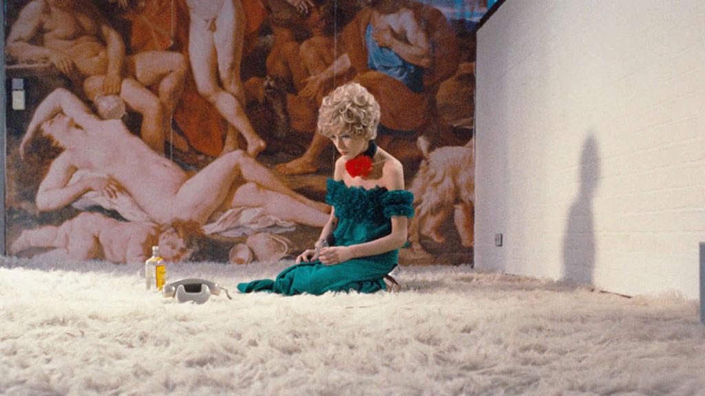 Margit Carstensen dans Les Larmes amères de Petra von Kant