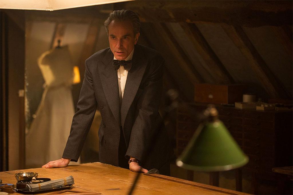 Daniel Day-Lewis dans Phantom Thread