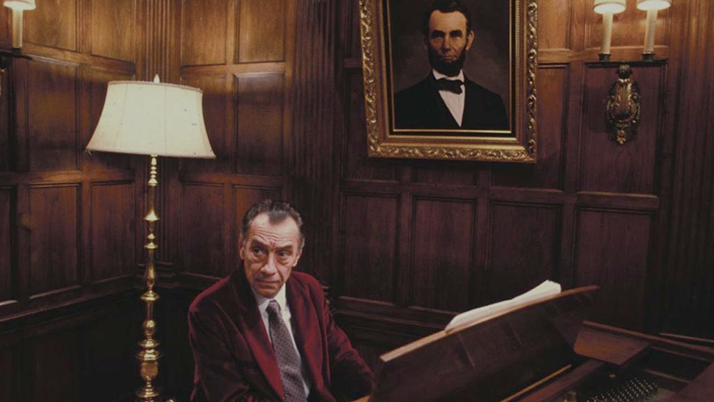 Philip Baker Hall dans Secret Honor