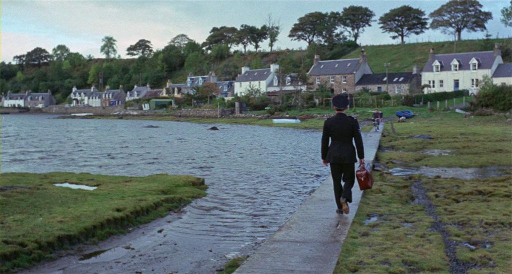 Edward Woodward dans The Wicker man
