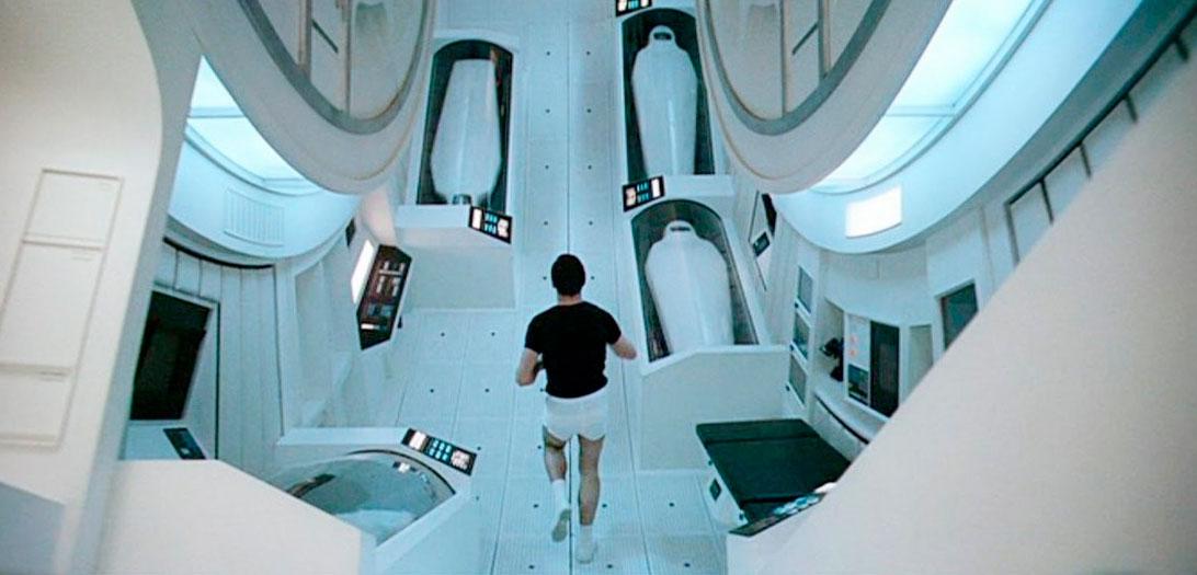 Keir Dullea dans 2001 : L'Odyssée de l'espace
