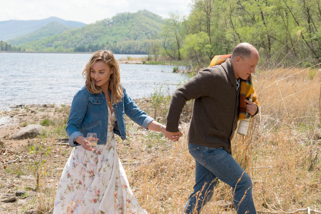 Abbie Cornish, Woody Harrelson dans 3 Billboards