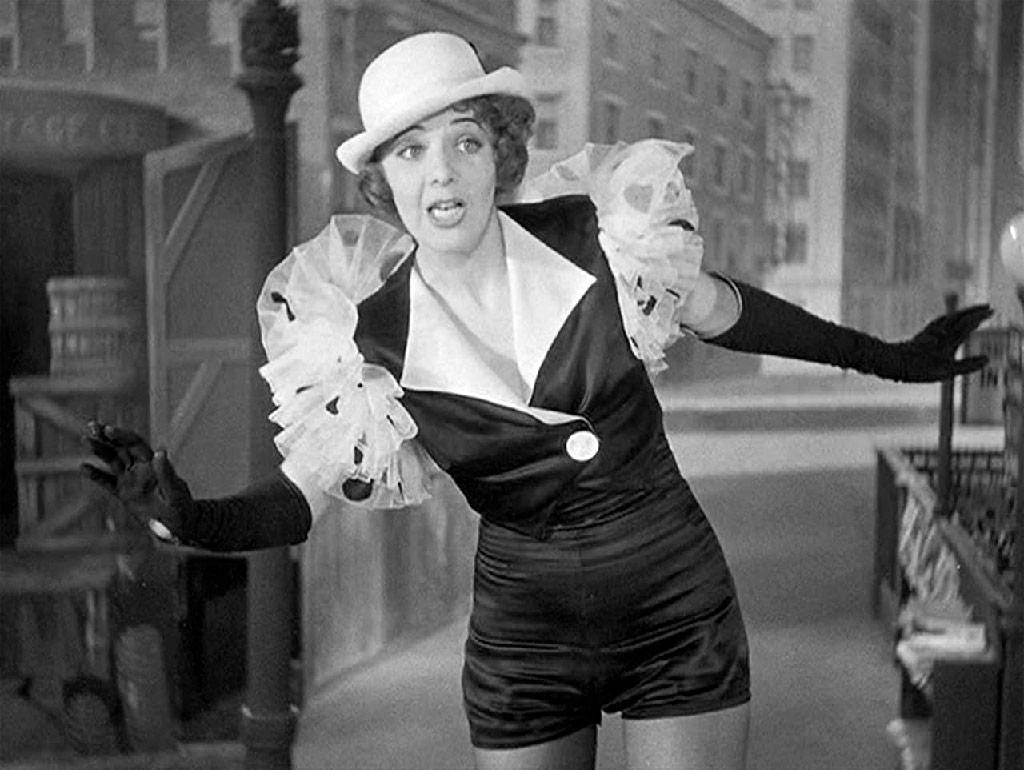 Ruby Keeler dans 42ème rue