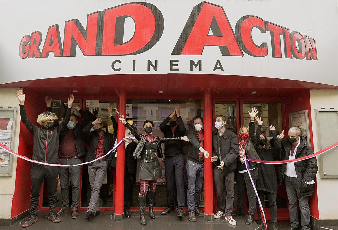 Réouverture du cinéma le 19 mai 2021