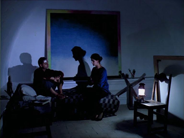 Laura Morante, Philip Spinelli dans A fleur de mer