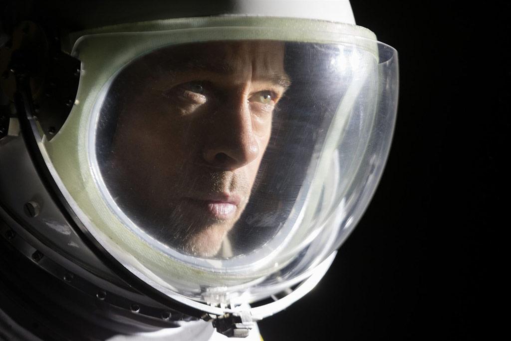 Brad Pitt dans Ad Astra