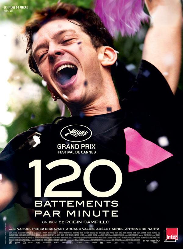 affiche du film 120 battements par minute