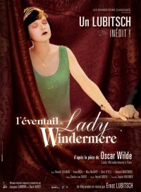 affiche du film L'Eventail de Lady Windermere