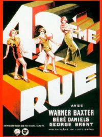affiche du film 42e rue