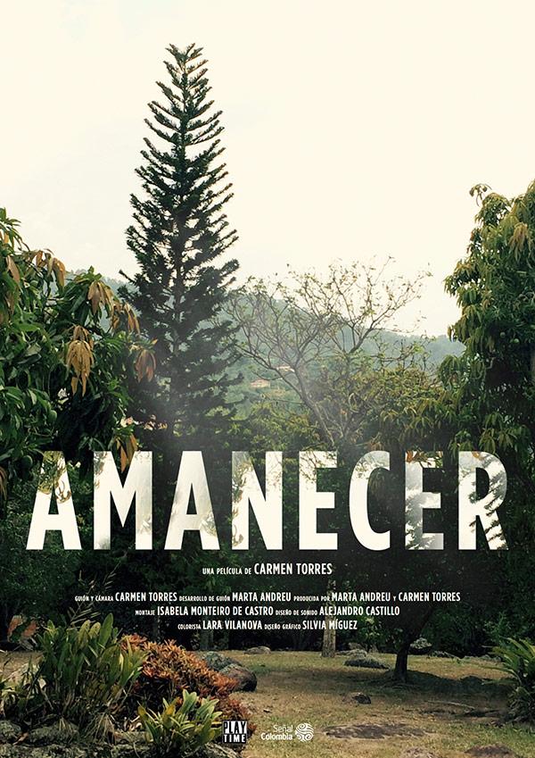 affiche du film Amanecer
