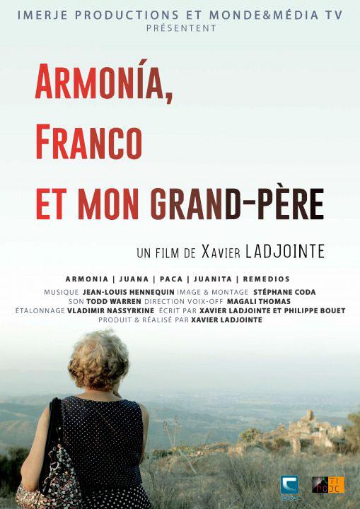 affiche du film Armonìa, Franco et Mon grand-père