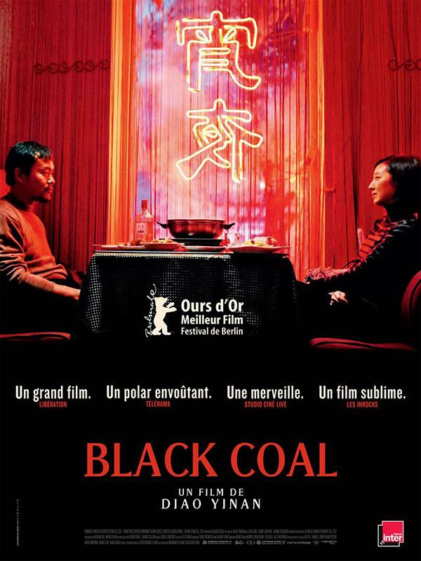 affiche du film Black coal (Bai Ri Yan Huo)