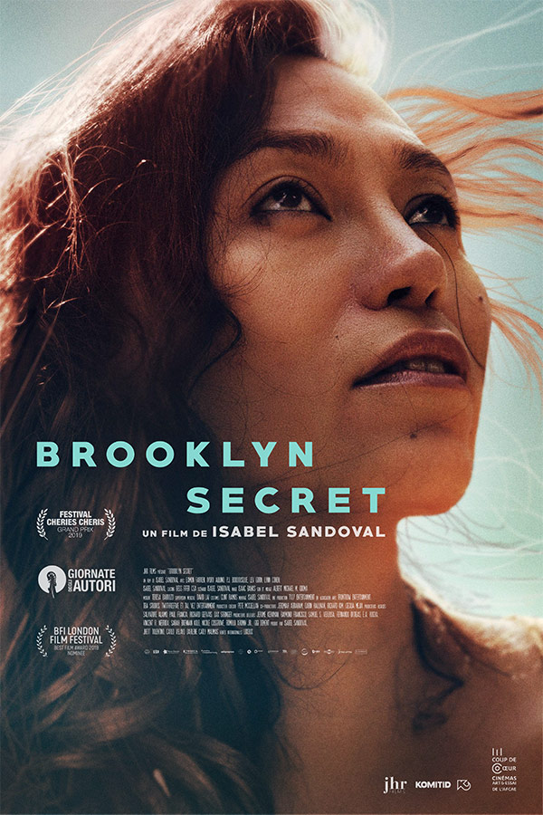 affiche du film Brooklyn secret