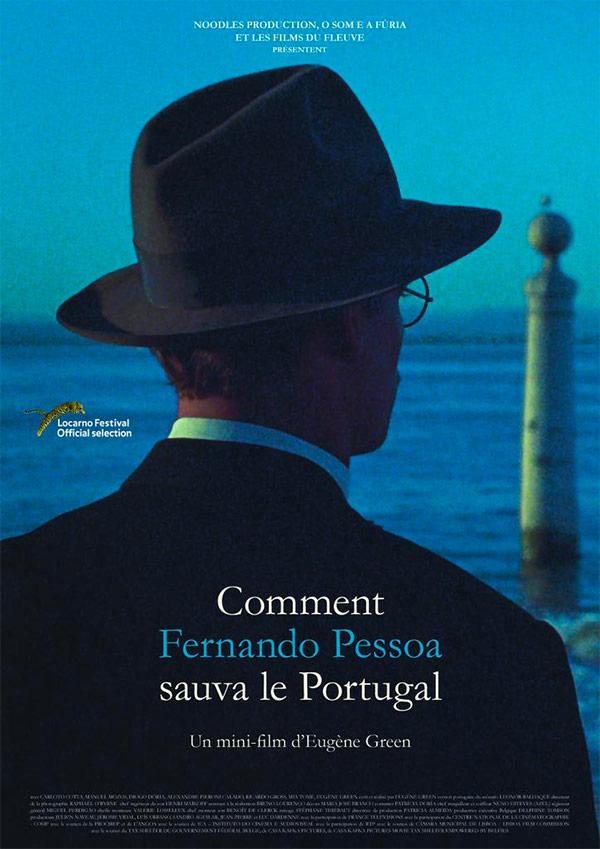 affiche du film Comment Fernando Pessoa sauva le Portugal