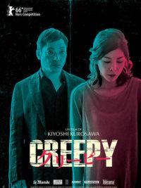 affiche du film Creepy