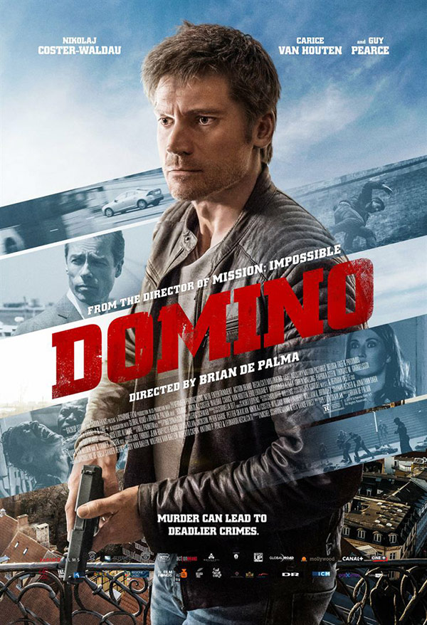 affiche du film Domino – la guerre silencieuse