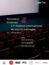 affiche du film Nouveaux  Cinémas – Festival international de courts métrages