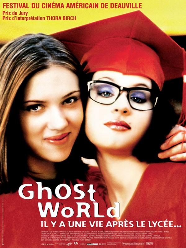 affiche du film Ghost world