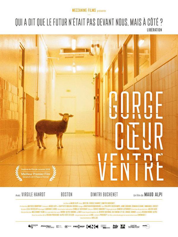affiche du film Gorge Cœur Ventre