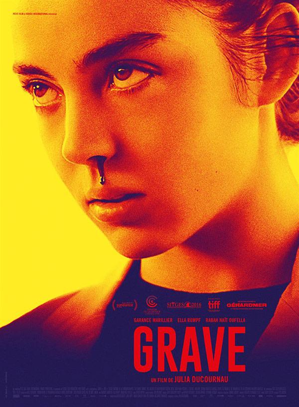 affiche du film Grave