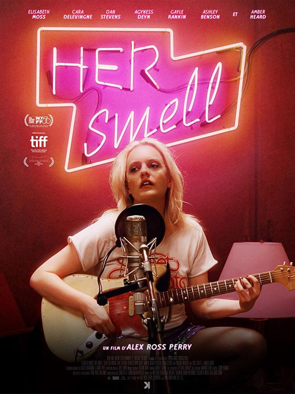 affiche du film Her smell