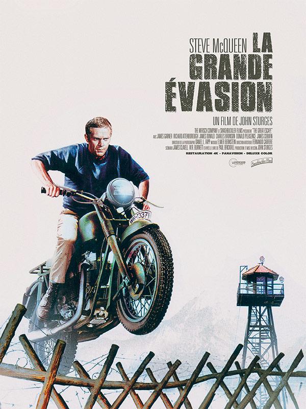 affiche du film La Grande évasion (The Great Escape)