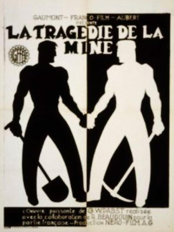 affiche du film La Tragédie de la mine