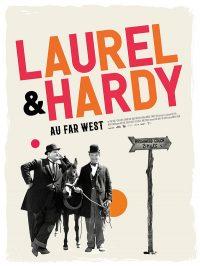 Laurel et Hardy au Far-West