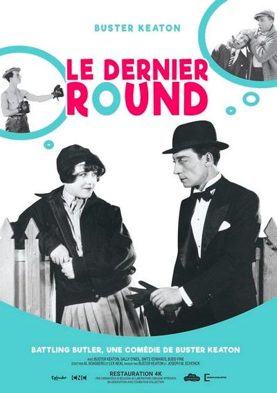 affiche du film Le Dernier round