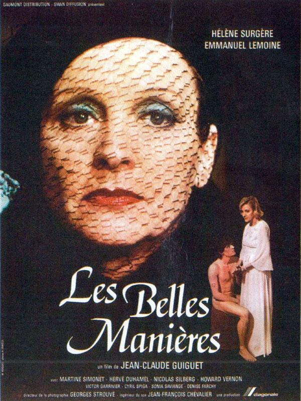 affiche du film Les Belles manières