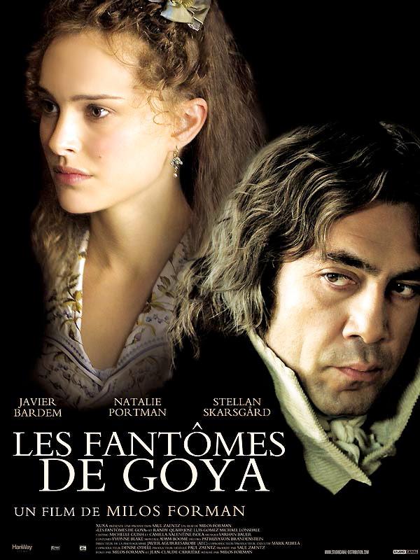 affiche du film Les Fantômes de Goya
