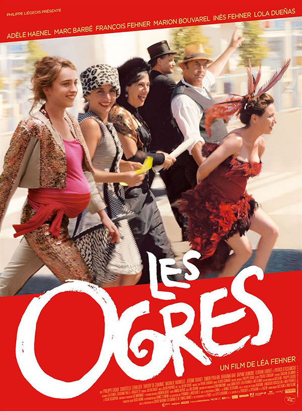 affiche du film Les Ogres