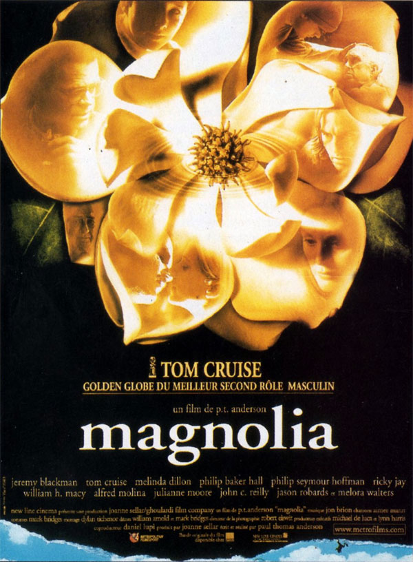 affiche du film Magnolia