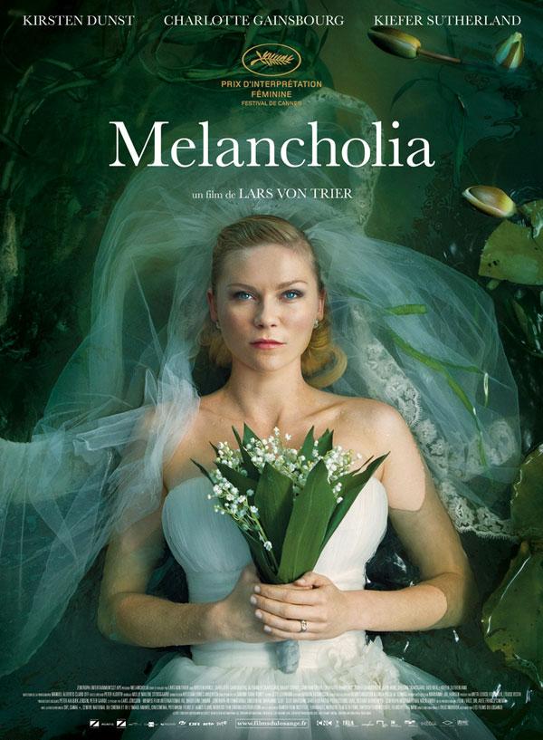 affiche du film Melancholia
