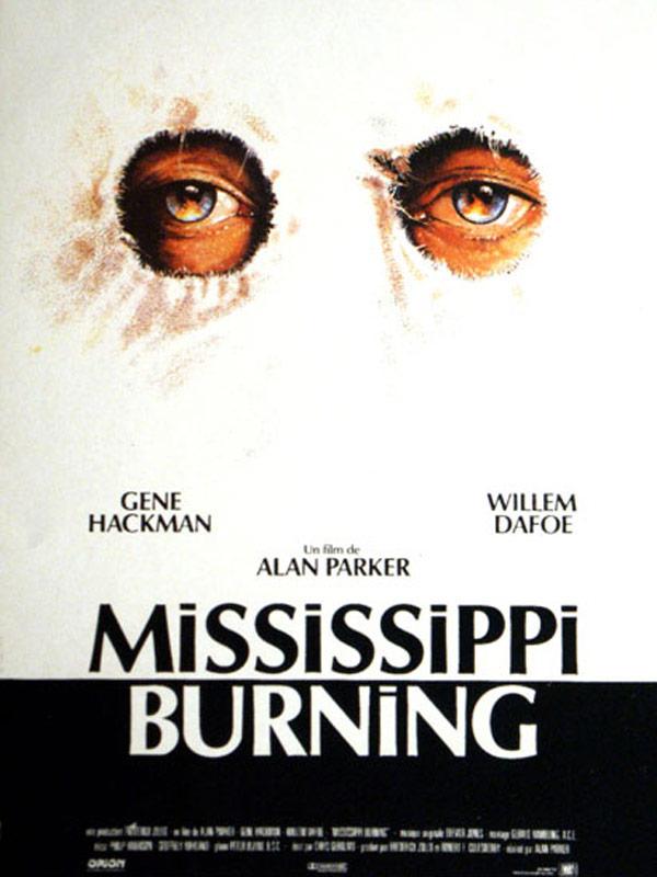 affiche du film Mississippi Burning